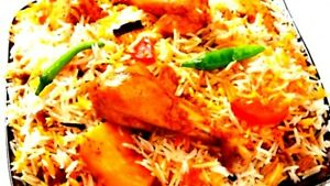 HALAL WEEKLY TIFFIN 7 DISHES IS A WEEK ONLY $55
