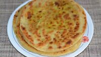 Indian tiffin- Delicious  whole wheat Aloo Paratha- 5 for 10$