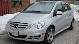 Mercedes B200 car for sale As Is for parts
