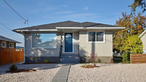 Newly renovated 3 bed/1 bath lower level home in Vernon
