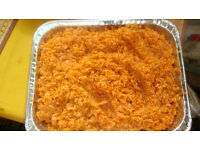 Sophie's Kitchen Nigerian Delicacy