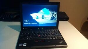 Lenovo Thinkpad X200s SU9400 4GB 160GB Laptop