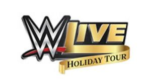 WWE Live First Ontario Centre Dec. 19 **Center Ring** 8 TICKETS