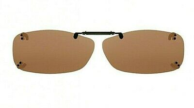 Solar Shield lens cover 51 rec b ultralight Polarized Clip on Driver Sunglasses Cover Lens Shield