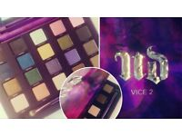 URBAN DECAY VICE 2 EYESHADOW PALETTE (LIMITED EDITION) New and In Box