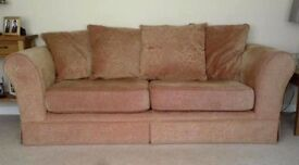 Settee's - 3 Seater and 2 Seater