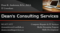 Technical Support Services for Home and Small Businesses
