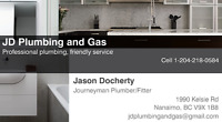 Licensed and Insured Journeyman Plumber