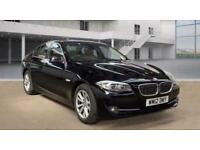 2012 BMW 5 Series 520d SE 4dr Step Auto [Start Stop] SALOON Diesel Automatic