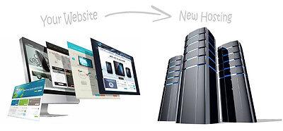 transfer PHP website to new server VPS Move hosting install script backup site, usado comprar usado  Enviando para Brazil