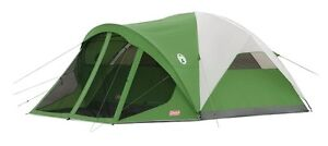 Coleman 6-man Evanston Screened-Porch Tent