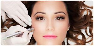 Facial Treatment and Microdermabrasion