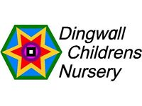 Manager - Dingwall Childrens Nursery
