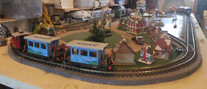 Model Train set for sale