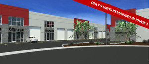 Kelowna Industrial Units for Lease