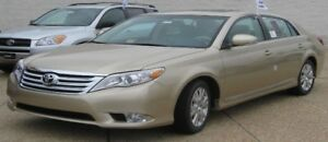 T PARTS BRAND NEW Toyota Avalon 2011 2012