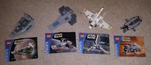 Lego - Star Wars Mini Sets (4492, 4493, 4494, 4495)