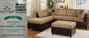 Amazing Deals Sectional Sofa Start From $ 449.99