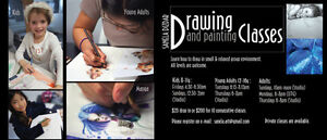 Young Adults Art Classes (12-17y) Kitchener / Waterloo Kitchener Area image 5