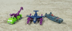 Transformers Minicon Giant Planet Mini-Con Team complete
