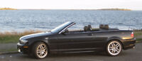 2004 BMW 330Cic convertible low miles + low price + good condtn