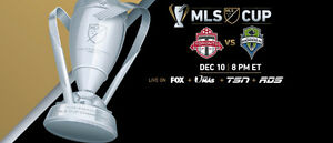 MLS Cup Tickets Toronto FC (PRIVATE SUITE - TUNNEL CLUB)