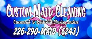 Commercial & Residential Cleaning Service - FREE QUOTES   Stratford Kitchener Area image 1