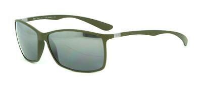 Ray-Ban RB 4179 882/82 Lightforce Matte Green / Gray Polarized 62mm NEW IN (Rb4179 Polarized)