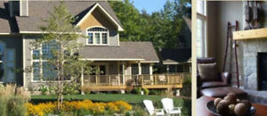 LAST-MINUTE PRICE REDUCTION ON LUXURY MUSKOKAN RESORT!