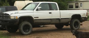 1996 Dodge Power Ram 2500 Laramie Pickup Truck