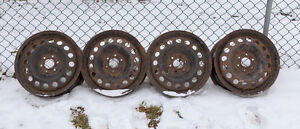 Used rims West Island Greater Montréal image 1