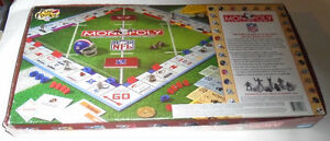 1998 Collectors Edition NFL Football Monopoly Sarnia Sarnia Area image 2