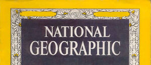 NACIONAL GEOGRAFICS from the sixties to day,