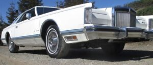 VERY NICE CONDITION 1979 Lincoln Cont. Mark 5