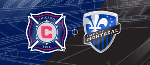 ((( CHICAGO FIRE VS MONTREAL IMPACT **28 AVRIL 2019 )))