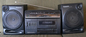 Radio/CASSETTE PLAYER