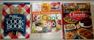 Top quality  cookbooks for sale (Lot #21)