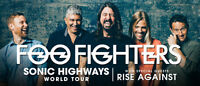 Foo Fighter Tickets - Great Seats! July 9th Show