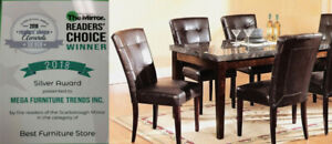 Amazing Deal Dining Table Set Starting $299.00