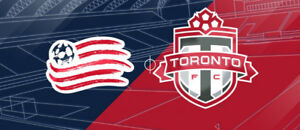 Toronto FC vs. New England Revolution BMO Field - Sept 29