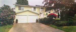 East Abbotsford Family Home with 2 Kitchens.