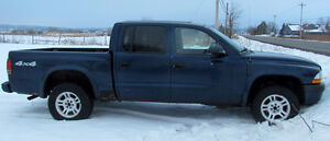 (PHONE PLEASE 902-895-2234)2003 Dodge Dakota Pickup Truck