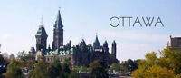 Toronto to Ottawa TODAY JULY 1ST AT 7:00 PM