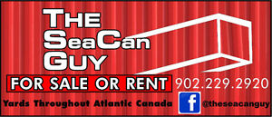 SHIPPING CONTAINERS/SEACANS/MOBILE STORAGE FOR SALE/RENT