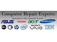 Computer and Laptop and Electronic Repairs- All Users.. Home, Office, Student,Gamers.NO FIX NO FEE