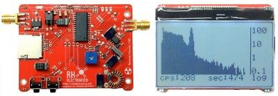 Diy Mca Multichannel Analyzer Module For Hobby Gamma Spectroscopy 10bit Adc