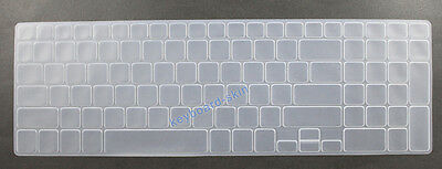 Keyboard Silicone Skin Cover Protector for Acer Aspire 5740