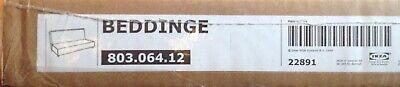 IKEA BEDDINGE 3er BETTSOFA-BEZUG KNISA TÜRKIS NEU+OVP! 80306412