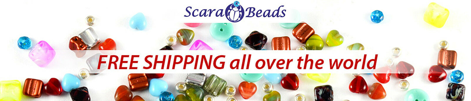 Czech Beads - ScaraBeads