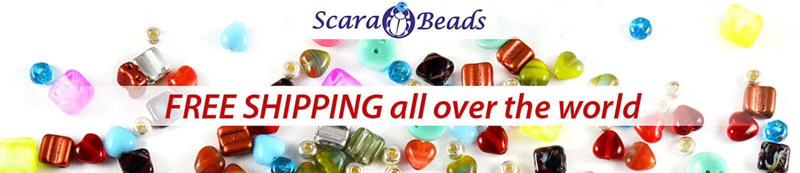 CzechBeads-ScaraBeads